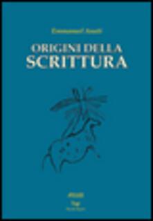 Antondemarirreguera.es Origini della scrittura Image