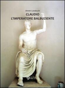 Antondemarirreguera.es Claudio l'imperatore balbuziente Image