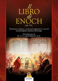 Tegliowinterrun.it Il libro di Enoch Image