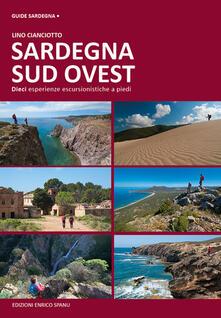 Aboutschuster.de Sardegna sud ovest. Dieci esperienze escursionistiche a piedi Image