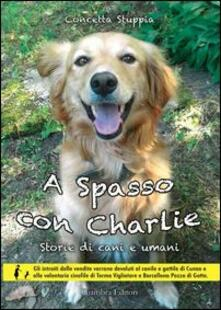 Daddyswing.es A spasso con Charlie. Storie di cani e di umani Image