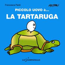 Chievoveronavalpo.it Piccolo uovo è... la tartaruga. Ediz. a colori Image