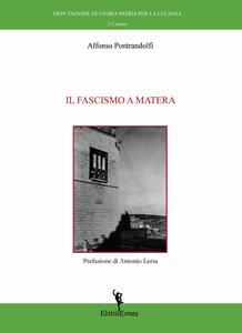 Il fascismo a Matera