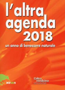 Radiospeed.it L' altra agenda 2018. Un anno di benessere naturale Image