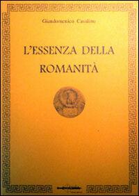 L' essenza della romanità