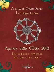 Voluntariadobaleares2014.es Agenda della mela 2018. La magia gitana. Dal solstizio d'inverno alla festa dei morti Image