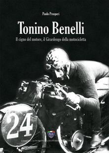 Vitalitart.it Tonino Benelli. Il cigno del motore, il Girardengo della motocicletta Image