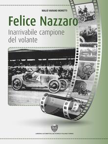 Winniearcher.com Felice Nazzaro, inarrivabile campione del volante Image