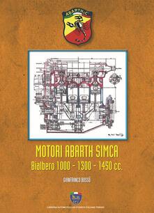 Premioquesti.it Motori Abarth Simca bialbero 1000/1300/1450 cc Image