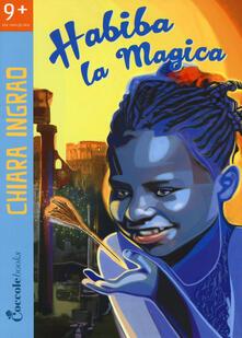 Habiba la magica - Chiara Ingrao - copertina
