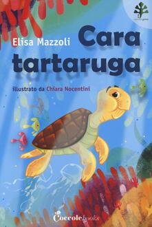 Listadelpopolo.it Cara tartaruga. Professor Ulisse. Ediz. illustrata Image
