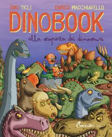 Nordestcaffeisola.it Dinobook. Alla scoperta dei dinosauri Image