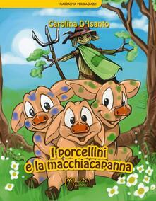 Voluntariadobaleares2014.es I porcellini e la macchiacapanna Image