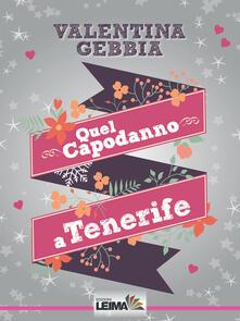 Festivalpatudocanario.es Quel capodanno a Tenerife Image