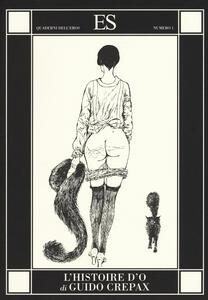 L' histoire d'O - Guido Crepax - copertina