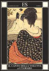 Libro Il canto delle voluttà Utamaro