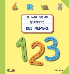 Museomemoriaeaccoglienza.it Il mio primo quaderno dei numeri Image