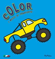 Promoartpalermo.it I mezzi di trasporto. Color. Ediz. illustrata Image