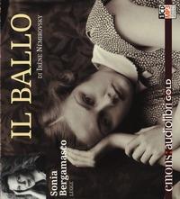 Il Il ballo letto da Sonia Bergamasco. Audiolibro. CD Audio formato MP3. Ediz. integrale - Némirovsky Irène - wuz.it