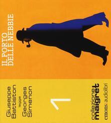 Criticalwinenotav.it Il porto delle nebbie letto da Giuseppe Battiston. Audiolibro. CD Audio formato MP3 Image