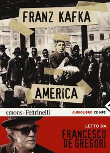 Winniearcher.com America letto da Francesco De Gregori. Audiolibro. CD Audio formato MP3 Image