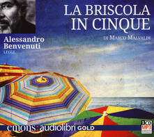 Winniearcher.com La briscola in cinque letto da Alessandro Benvenuti. Audiolibro. CD Audio formato MP3 Image