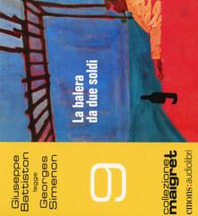 Cocktaillab.it La balera da due soldi letto da Giuseppe Battiston. Audiolibro. CD Audio formato MP3 Image