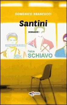 Santini - Domenico Brancucci - copertina