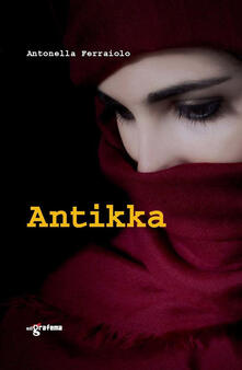 Antikka - Antonella Ferraiolo - copertina