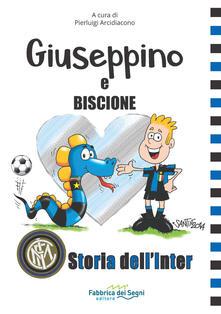 Filmarelalterita.it Giuseppino e Biscione storia dell'Inter Image