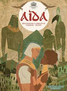Aida. Adattamento a fumetti