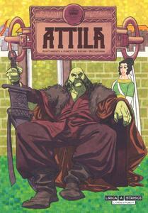 Attila. Adattamento a fumetti