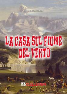 La casa sul fiume del vento - Domenico Rizzi - copertina