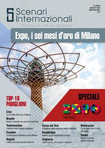 Scenari internazionali. Rivista di affari globali (2015). Vol. 2: Expo, i sei mesi d'oro di Milano.