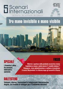 Scenari internazionali. Rivista di affari globali  (2017). Vol. 8: Tra mano invisibile e mano visibile.