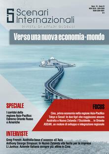Writersfactory.it Scenari internazionali. Rivista di affari globali (2020). Vol. 15: Verso una nuova economia-mondo. Image