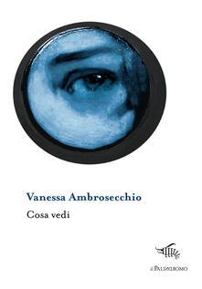 Cosa vedi - Vanessa Ambrosecchio - copertina