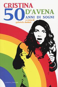 Squillogame.it Cristina D'Avena. 50 anni di sogni Image
