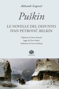 Le novelle del defunto Ivan Petrovic Belkin