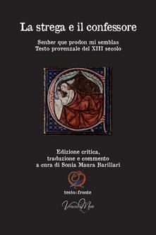 La strega e il confessore. Ediz. critica.pdf