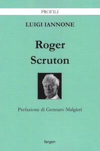 Roger Scruton - Luigi Iannone - copertina