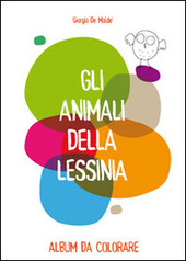 Gli animali della Lessinia. Album da colorare