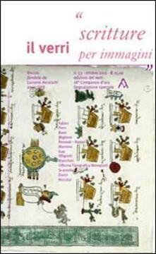 Daddyswing.es Il Verri. Vol. 53: Scritture per immagini. Image