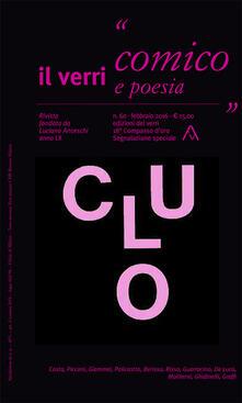 Daddyswing.es Il Verri. Vol. 60: «Comico e poesia». Image