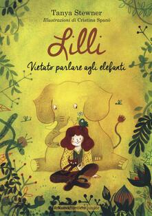 Antondemarirreguera.es Lilli. Vietato parlare agli elefanti Image