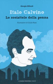 Squillogame.it Italo Calvino. Lo scoiattolo della penna Image