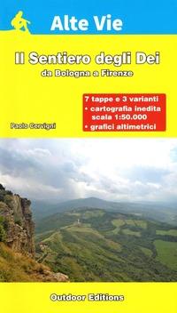 Il sentiero degli dei. Da Bologna a Firenze