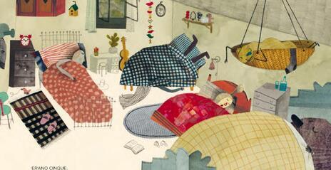 I cinque malfatti - Beatrice Alemagna - 2