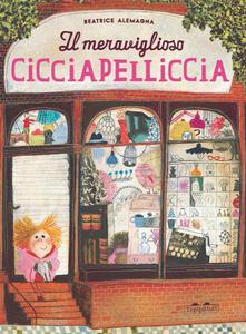 Il meraviglioso Cicciapelliccia - Beatrice Alemagna - copertina