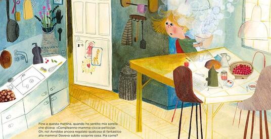 Il meraviglioso Cicciapelliccia - Beatrice Alemagna - 2